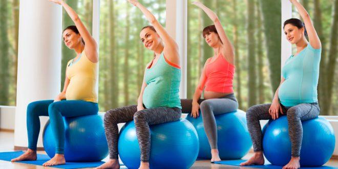 7 beneficios del ejercicio durante el embarazo