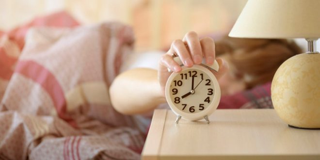 Algunos beneficios de madrugar