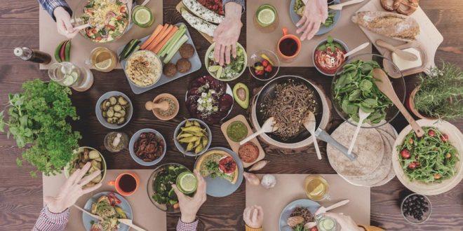 """Dieta flexiteriana, porque ser """"un poco vegetariano"""" evita la obesidad"""